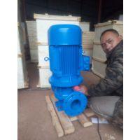 上海江洋25GDL4-11*8卧式管道泵规格