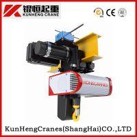 科尼环链电动葫芦、科尼CLX系列125kg-5000kg电动运行式环链葫芦