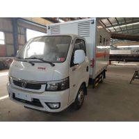 东风新产品东风途逸高配置高舒适易燃气体厢式运输车