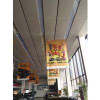供应启辰4S店专用吊顶天花镀锌钢板,防火耐用勾搭式冲孔天花材料