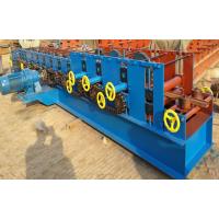 沧州仁德压瓦机供应C型钢机设备 液压C型钢机设备