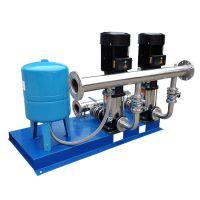 蓝田自动化无塔二次加压供水设备 蓝田小区无负压给水变频泵 RJ-2294