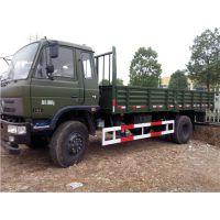 东风国五越野载货汽车EQ2180GD5D