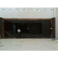 供应顺德龙江玻璃感应自动门 电动门 上门维修 安装