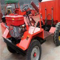 专业定做工程翻斗车 加工生产优质柴油运输车 工地配套前卸式翻斗车