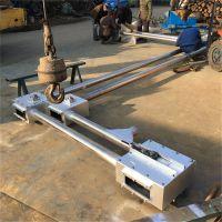 山东兴文机械管链输送机厂家219管链提升机 碳酸钙粉密封管道输送机