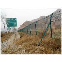 澳达网业生产遵义双边丝围栏网无浸塑边框围网