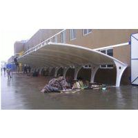 上海膜结构停车棚专业加工-电动车棚安装