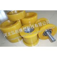 供应聚氨酯耐磨缓冲胶块减震块加工定做各种优力胶块