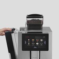 扫码全自动咖啡机 办公室咖啡机租赁 咖博士超级全自动一键多饮品制作