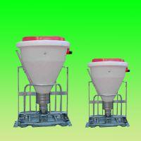 干湿自动料槽 粗桶喂食器 食槽 干湿喂料器 结实耐用正红养殖g