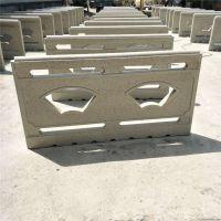 青岛仿木栏杆厂家价格、仿古护栏、河道园艺护栏生产批发