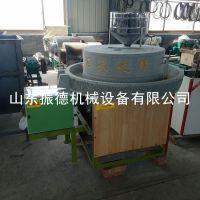 低价促销 全自动面粉石磨机 优质电动石磨机 石磨面粉机 振德