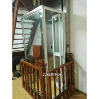 居民楼定制电梯 启运专业定制小型家用电梯 杭州市 绍兴市斜挂式升降机厂家