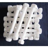上海际秋供应PTFE双头螺栓四氟塑料螺栓