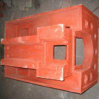 来图铸造各种轴承座铸件 机械铸件 床身铸件 机床尾座导轨铸件