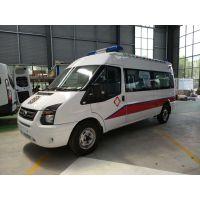 购买一辆江铃新世代长轴救护车需要多少钱