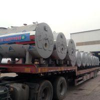 河南明信锅炉环保卧式0.5吨三回程燃气燃油蒸汽锅炉室燃式低压工业炉