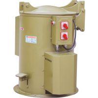 供应宝晟牌普通型五金产品380V单桶容量大脱水机烘干机脱水烘干机