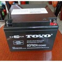 TOYO东洋6GFM120 12V120AH太阳能直流屏UPS/EPS