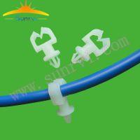 插入式走线夹 MWSL6塑胶固定线卡 3mm孔M型线扣
