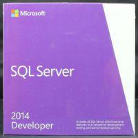 供应微软SQL server 2014 企业版 数据库