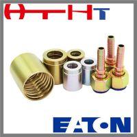 扣压式软管接头 宜州伊顿标准软管接头生产厂家