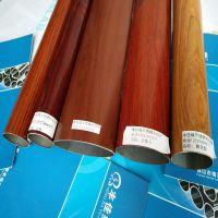 专业不锈钢木纹管生产厂家丰佳缘可做7.5米长