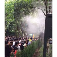景区人工造雾系统 雾森加湿机更优惠 案例(宁夏|银川|吴忠|石嘴山|中卫|固原)