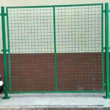 河北厂家防抛网 高速桥梁南昌护栏网 浸塑圈地双边丝护栏网