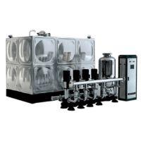上海连辰无负压供水设备厂家 供应WXHA智能无负压不锈钢水箱