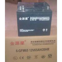 金源星蓄电池 12V-65AH 江西总代理现货报价