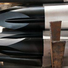 钎杆生产厂家 工厂直销破碎锤钎杆 185炮钎 尖头 圆锥 开槽钎杆