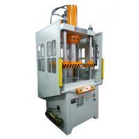供应金拓品牌KTQL-15TS压铸件切边机