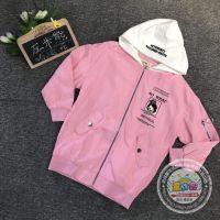 2018秋季新品品牌折扣童装左米熊哈迪乐外套上衣
