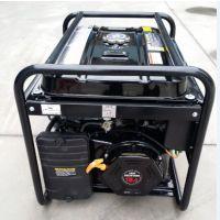 小型6KW汽油移动发电机 三相四线汽油发电机组