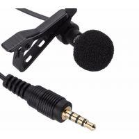 厂家直销领夹式手机麦克风迷你录音K歌小话筒电脑手机录音麦克风