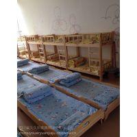 新疆幼儿园家具儿童多层床专业生产