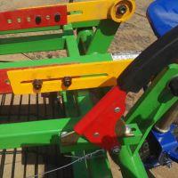 低价供应收获机 大蒜的机器多少钱 恒丰 作物收获机农用机械