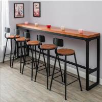 倍斯特简约现代铁艺桌椅创意日韩料理中餐厂家定制