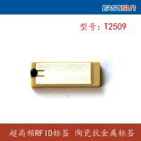 陶瓷抗金属RFID电子标签 IT设施机箱等资产管理标签