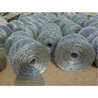 孟业不锈钢刀片刺绳批发/采购 生产钢丝网刀片刺网实体厂家