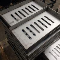 耀恒 供应水池人孔盖板 消防水池检修孔盖板 不锈钢