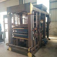 漫星生产各种型号水泥制砖机 水泥路面砖免烧砖设备