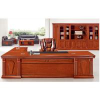 畅销大班台,钢木办公桌,天津职员经理桌