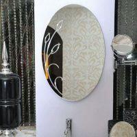 欧式壁挂复古浴室化妆卫浴镜 工厂定制卫生间镜子别墅酒店装饰镜