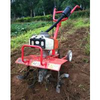 开沟松土旋耕机 背负式小型松土机