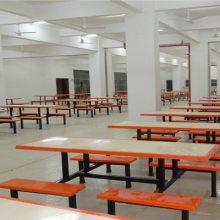 陆丰饭堂餐桌厂家连体餐桌分体餐桌价格
