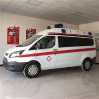 厂家直销国五江铃全顺长轴监护型救护车