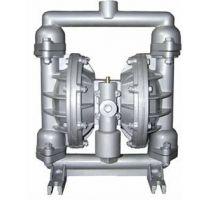 油漆隔膜泵QBY3-50铸铁配F46膜片 上海映程泵业